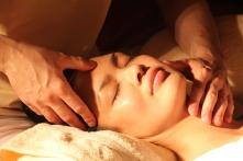 massage tete